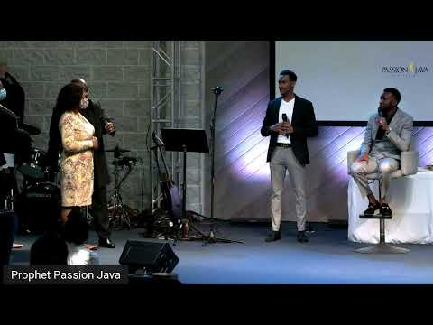 Prophetic Easter Sunday Service with Prophet Passion Java!!