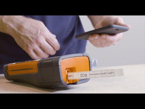 ¿Cómo crear una etiqueta para un panel eléctrico?