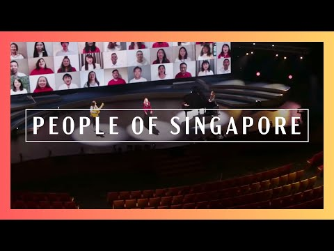 People Of Singapore  SG55 National Day Tribute