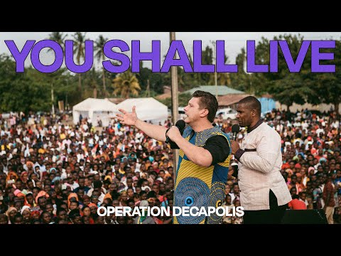 YOU SHALL LIVE  Dar es Salaam, Tanzania  Day 4