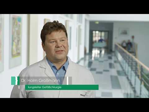 Gefäßchirurgie im MediClin Herzzentrum Coswig/Anhalt