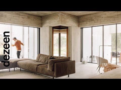 Ten living rooms with calm interiors | One-minute videos | Dezeen