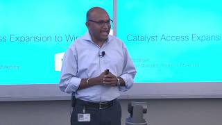 Cisco Catalyst Access Expansion to Wireless