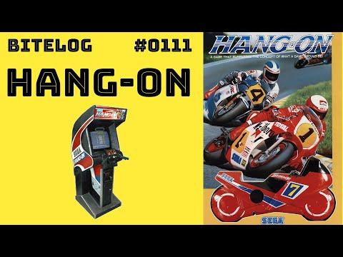 BITeLog 0111: Hang-on (ARCADE) LONGPLAY