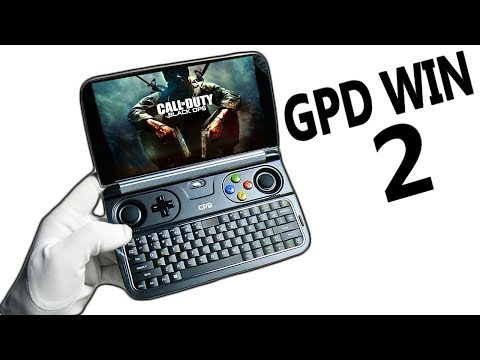 WORLDS SMALLEST AAA GAMING LAPTOP! Unboxing GPD WIN 2 Call of Duty Black Ops Gameplay - UCWVuy4NPohItH9-Gr7e8wqw