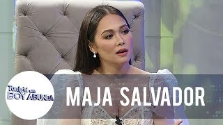 Maja shares how challenging her role as Camila Dela Torre  | TWBA
