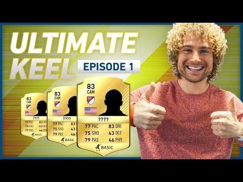 Ultimate Keel - Episode 1   MLS Ultimate Team Series