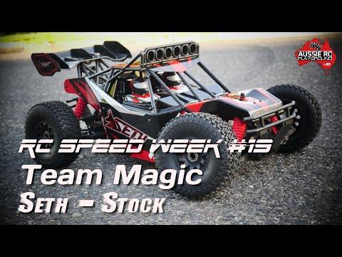 RC SPEED WEEK #19 - Team Magic Seth Desert Buggy Stock - UCOfR0NE5V7IHhMABstt11kA