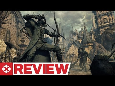 Bloodborne: The Old Hunters Review - UCKy1dAqELo0zrOtPkf0eTMw