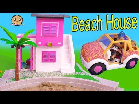 Summer Beach House ! LOL Surprise Punk Boi Video Part 1 - UCelMeixAOTs2OQAAi9wU8-g