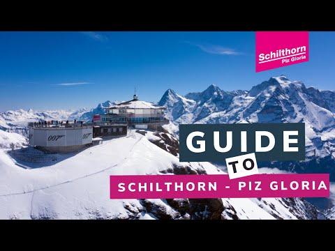 Guide to Schilthorn - Piz Gloria