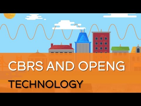 CBRS and OpenG – Coming to a building near you.