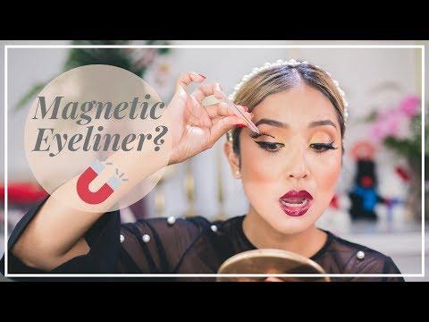 Magnetic EYELINER - DOES IT REALLY WORK?! - UCo5zIpjl2OQkYatd8R0bDaw