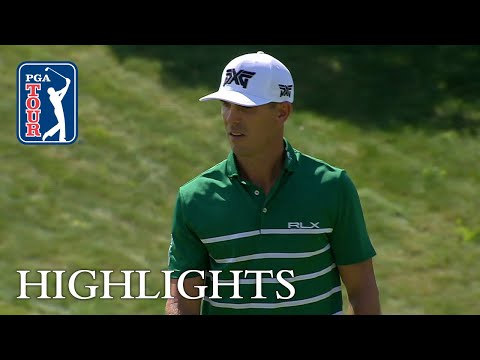 Billy Horschel?s highlights | Round 1 | Quicken Loans 2018