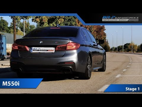 BMW M550i Stage 1 By BR-Performance