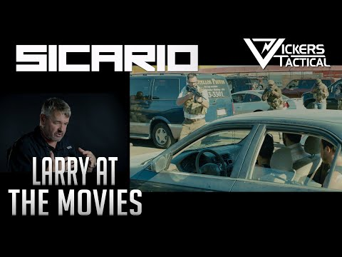 "Larry At The Movies EP 4 - ""Sicario"""