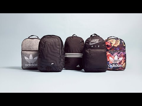 jdsports.co.uk & JD Sports Voucher Code video: Back To School | Bag Personalisation