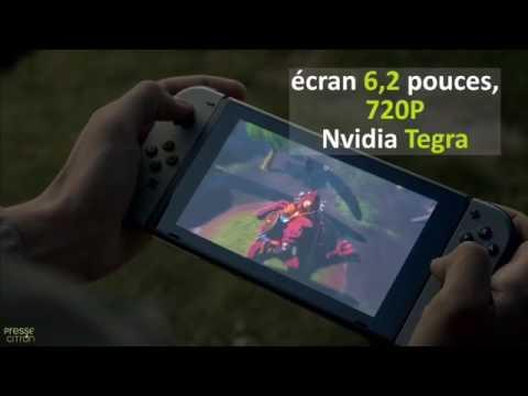 Nintendo Switch en 20 secondes