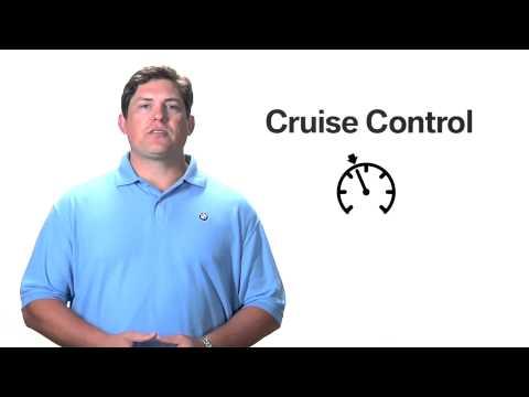 BMW: Cruise Control