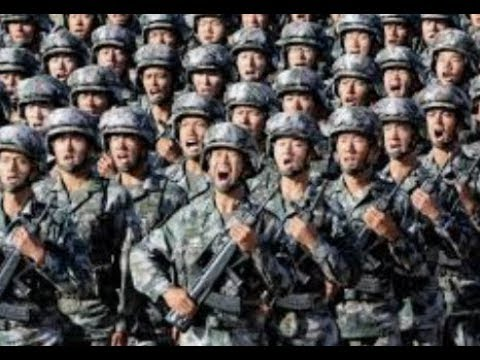 Breaking China Troops Arrive In Venezuela