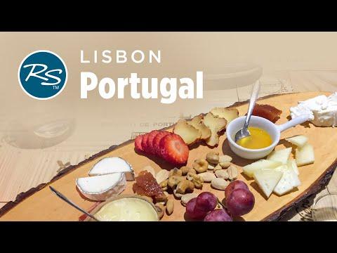Lisbon, Portugal: Food Tour - Rick Steves' Europe Travel Guide - Travel Bite