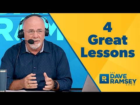 4 Great Money Lessons to Teach Your Kids (Before It's Too Late)