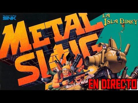 Metal Slug - 1996 - Nazca - SNK - Neo Geo - En Directo - El Salón Recreativo -