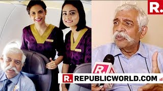 Major General GD Bakshi Speaks Exclusively To Republic TV After Vistara Deletes Tweet Honouring Him