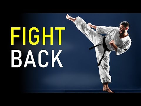 FIGHT BACK - BIBLE PREACHING  PASTOR SEAN PINDER