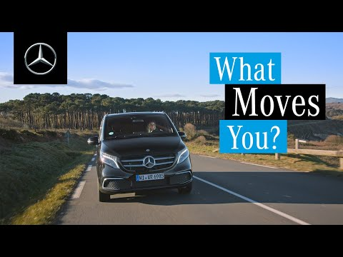 What Moves You – Pauline Ado & the V-Class
