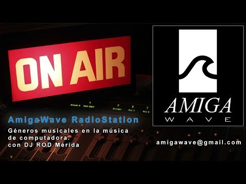 AmigaWave RadioStation - Vol. #005 - Música ZX Spectrum