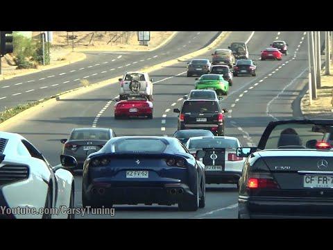 Paseo Carnaval Vol 1: AMG GT-R, 812 Superfast, 991 Turbo S, 650S y mas!