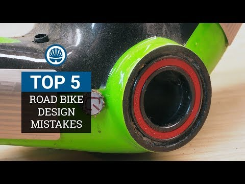 Top 5 - Things We Wish Road Bike Designers Would Stop Doing