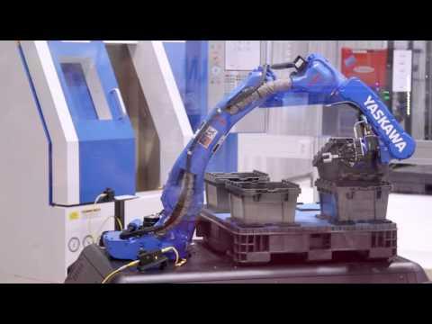Yaskawa YMR12 Mobile Robotics Platform