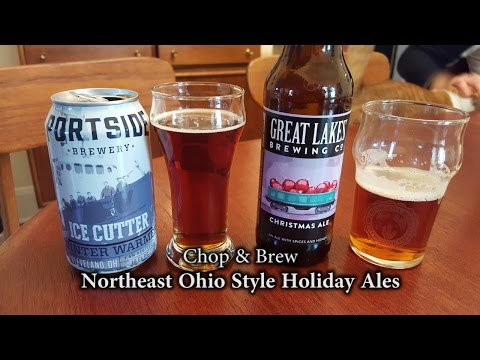 Chop & Brew   Northeast Ohio Style Holiday Ales