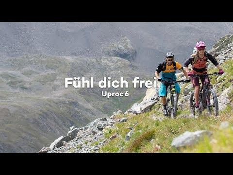 Fühl dich frei: mit unserem FLYER Uproc6