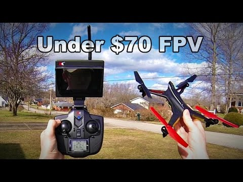 Under $70 FPV Drone Race Quadcopter RTF Follow Up - Alien X250 - TheRcSaylors - UCYWhRC3xtD_acDIZdr53huA