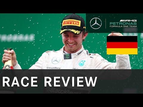 Nico Rosberg fasst zusammen F1 Grand Prix von Brasilien