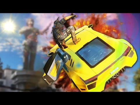 TRAIN TROUBLE | Just Cause 3 #3 - UCYzPXprvl5Y-Sf0g4vX-m6g