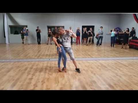 Dawid & Ada -  Bachata Sensual @ Salsa Libre