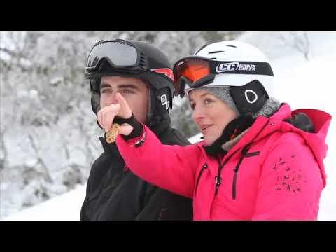 Vinterfilm fra Vrådal