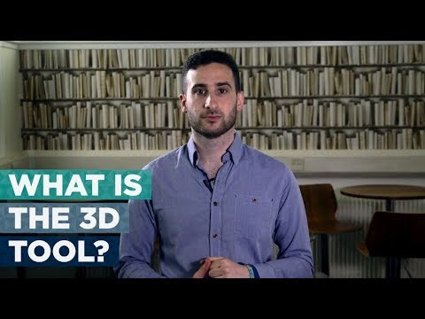 What is the 3DTool? | Brunel University London