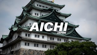 [ver.POP] AICHI Japan in 8K...