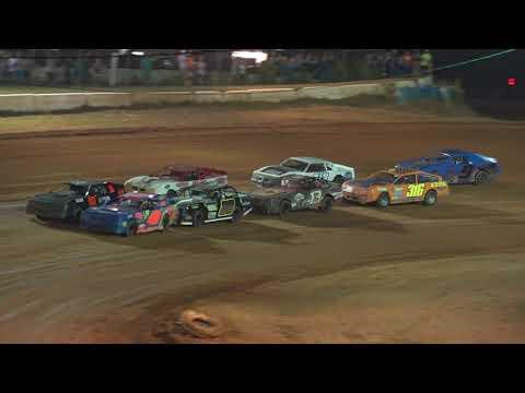 Thunder Bomber Feature - Carolina Speedway 7/23/21 - dirt track racing video image