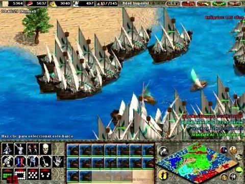 Partida Maratoniana 02 | Age of Empires 2 - Victoria con Reliquias / Ep. 3 Fortaleza inexpugnable