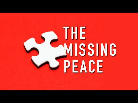 The Missing Peace  John Gray