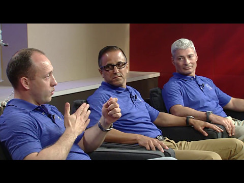 Future Space Station Crew Previews Upcoming Missio…