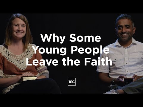 Why Some Young People Leave the Faith