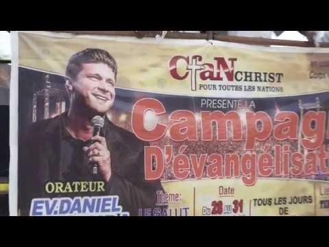 Lome, Togo Crusade Arrival - Recap