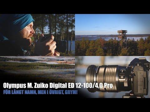 Olympus M. Zuiko Digital ED 12-100 F4.0
